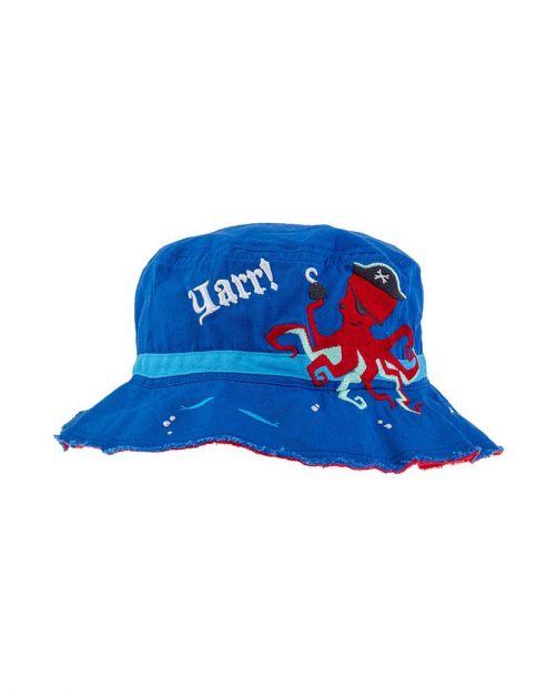 Stephen-Joseph---Bucket-hat-for-kids---Octopus