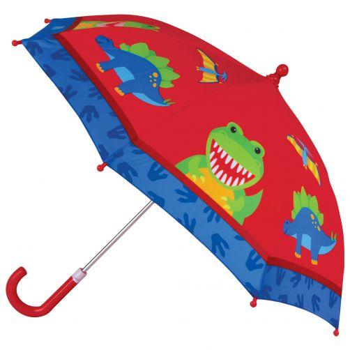 Stephen-Joseph---Umbrella-for-boys---Dino---Red/Blue