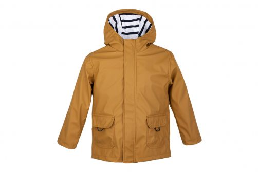 Igor---Rain-jacket-for-children---Euri---Caramel