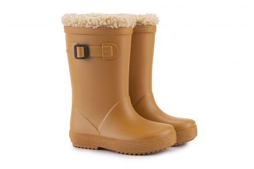 Igor---Rainboots-for-children---Splash-Euri-Borreguito---Caramel