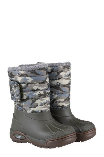 Igor---Winterboots-for-children---Topo-Ski-Camo---Kaki