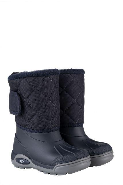 Igor---Winterboots-for-children---Topo-Ski-Nylon---Navy