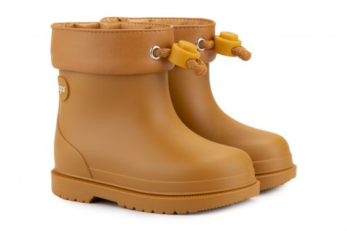 Igor---Rainboots-for-children---Bimbi-Euri---Caramel