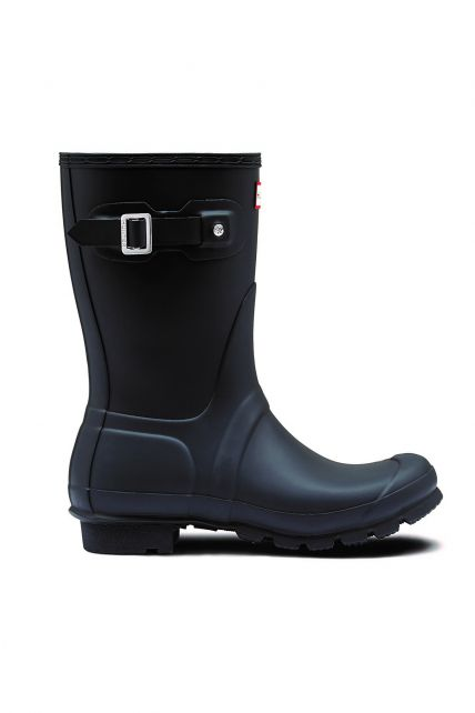 Hunter---Rainboots-for-women---Original-Short---Navy