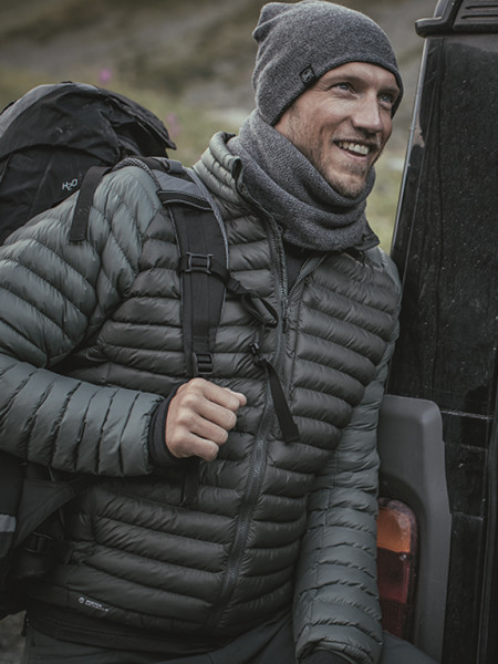 Rain & Winterclothing for men